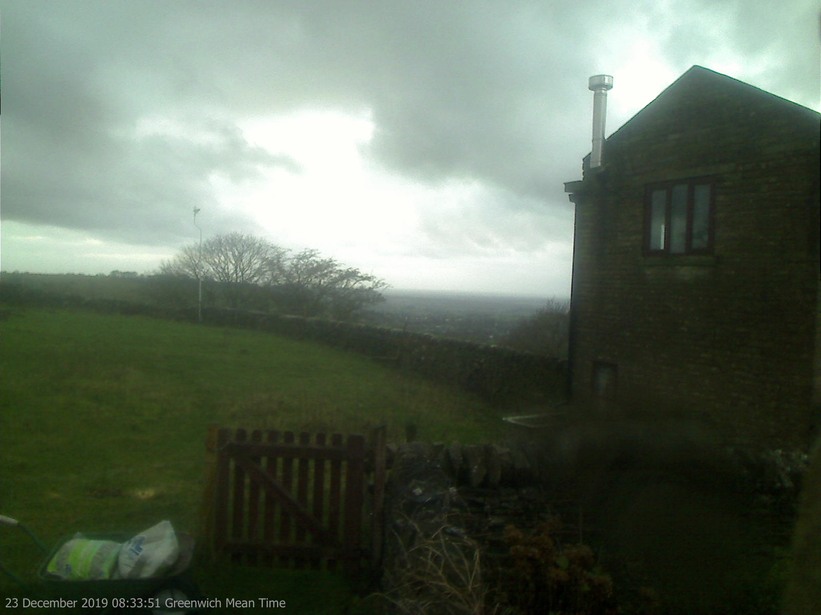 Peak District Webcams - Rainow Webcam
